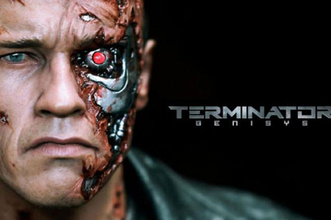 Terminator Genisys to hit screens
