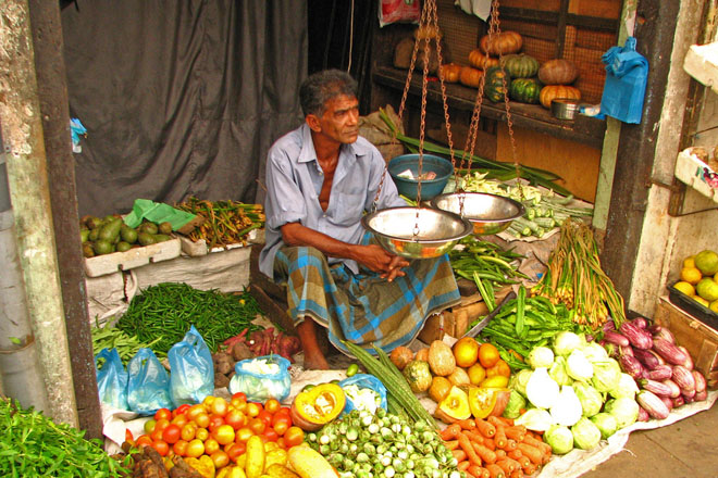 1158 Traders to be evicted from Colombo