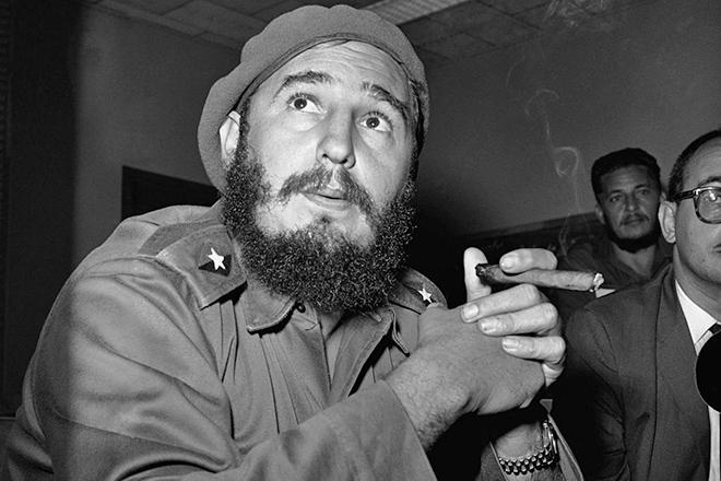 "Good bye Comrade Fidel. ""The friends we had, friends we lost along the way"" – Bob Marley"