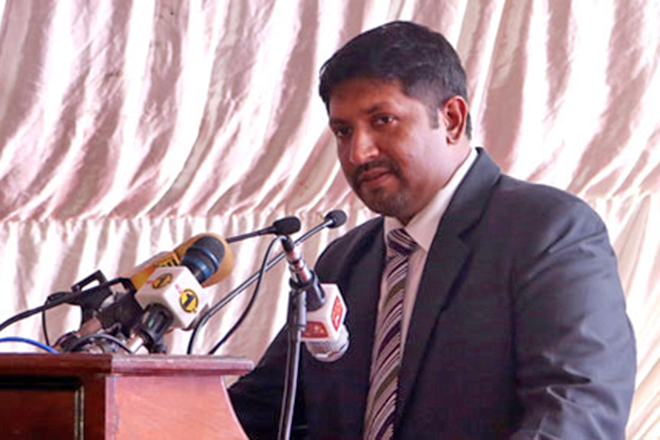 'Avaa' not backed by military or politicians: State Minister of Defence