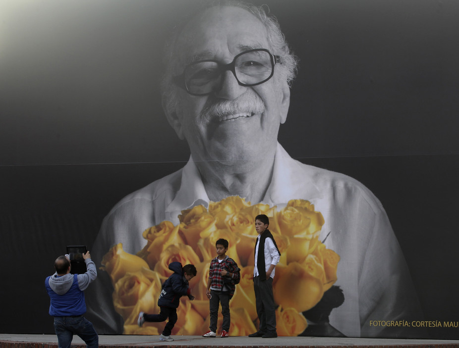 Among Colombian Nobel winners and peace seekers, Gabriel García Márquez still looms largest