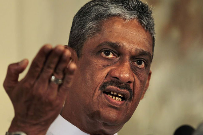 Ranil Promised me the Deputy Position in the UNP – Sarath Fonseka