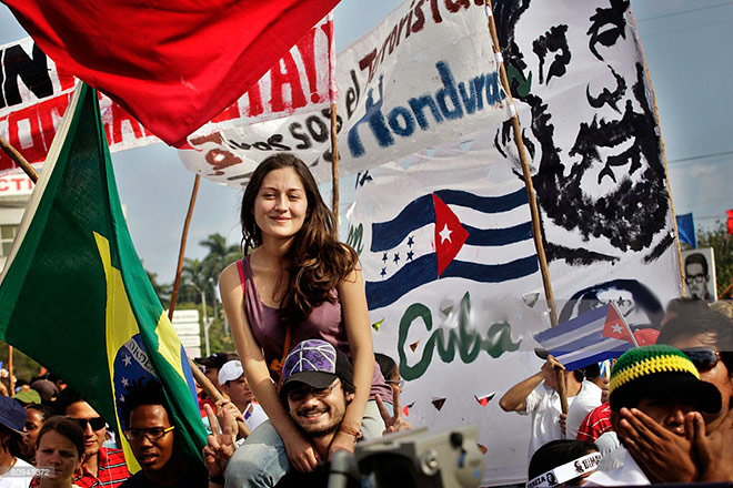 Cuba workers day