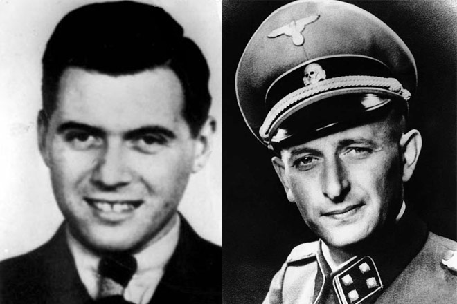 Israel 'Mossad' Lost Mengele When they Kidnap Eichmann !