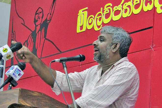 Those Who Say the October Revolution Defeated, Should Properly Study It – Chameera Koswatte