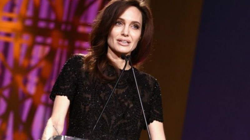 There Is So Much That We Have to Change and Fight For – Angelina Jolie