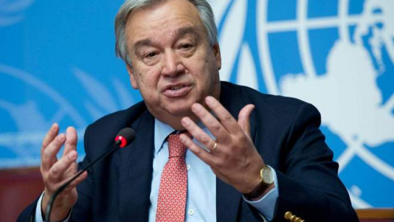 Antonio Guterres's Staff Start Strike, UN Staff Union Action Spreads