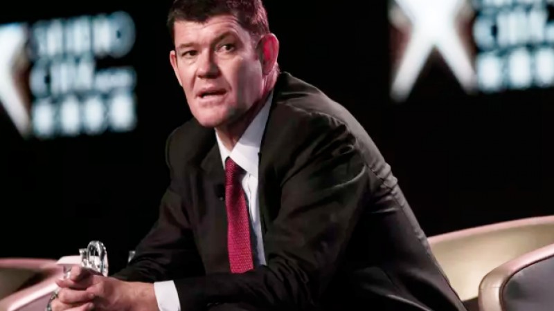 Casino Businessman James Packer Resigns from the Director Board of His Company